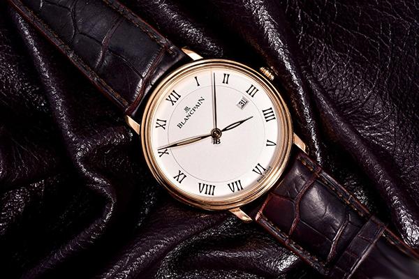 宝珀手表回收一般多少折