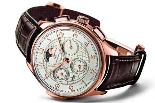 二手手表能卖多少钱,万国手表几折回收呢?