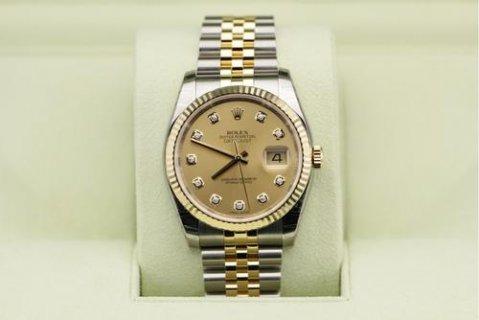劳力士日志型腕表戴了一年在深圳回收多少钱?