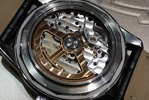 积家地球物理天文台系列8018420手表