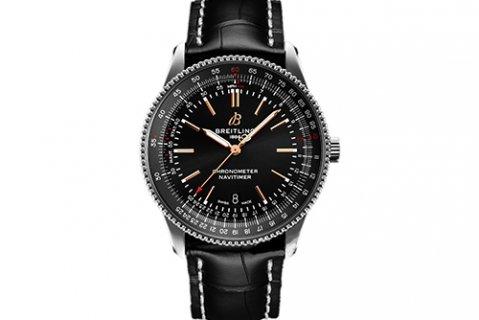百年灵航空计时1系列A17326241B1P1手表哪里回收?