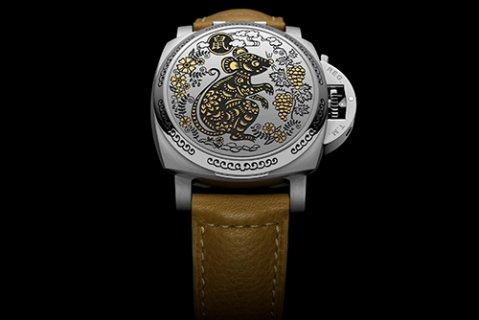 沛纳海LUMINOR系列手表回收多少钱?PAM00863腕表