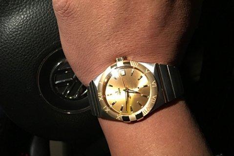 哪里有回收手表?欧米茄星座系列123.20.38.21.08.001腕表